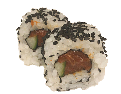 Foto Uramaki Spicy Tuna